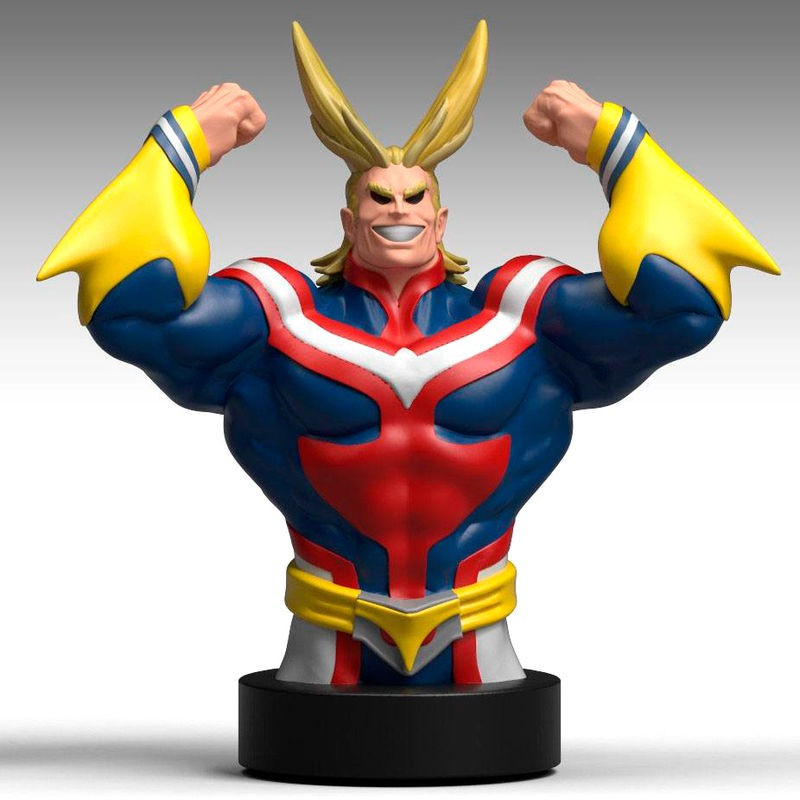 ALL MIGHT HUCHA BUSTO PVC 25 CM MY HERO ACADEMIA